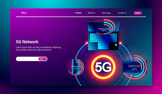 5g интернет связь