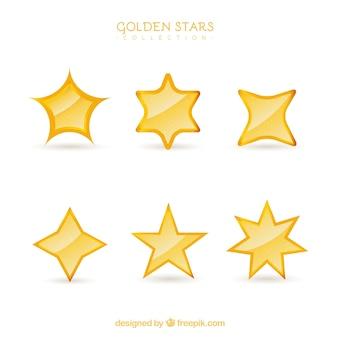 6つ星のコレクション