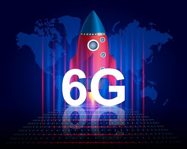 Технология глобальной сети 6g