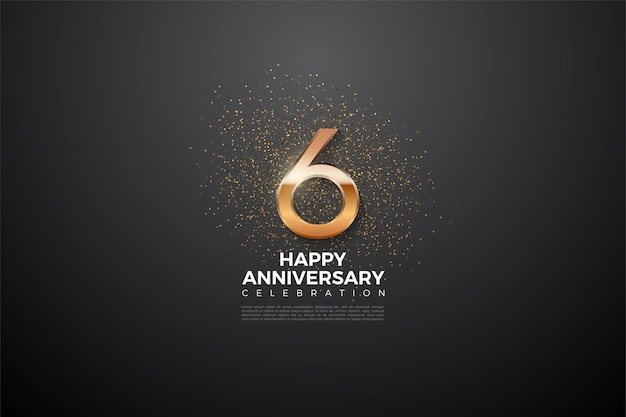 The 6th anniversary.
