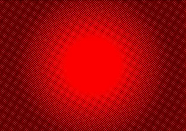 Красный фон полутонового экрана 75