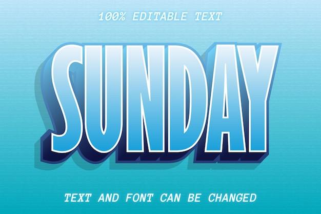 77. creative idea editable text effect vintage style
