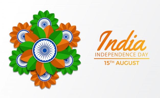 8月15日インド独立記念日
