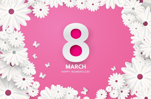 8 march happy mother's day