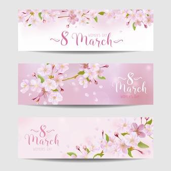 8 марта - шаблон поздравительной открытки к женскому дню - in