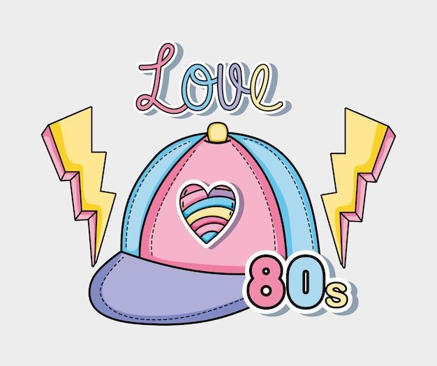 80年代のポップアートの漫画が大好き