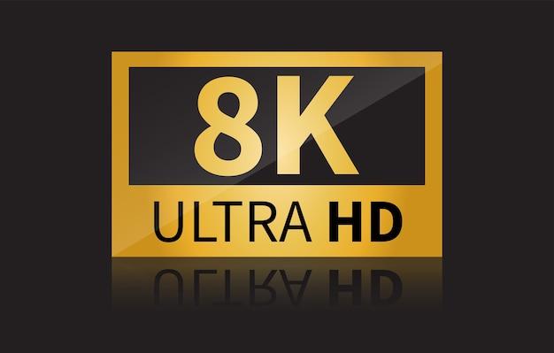 Turksat 8K nastavlja demo rad  8k-ultra-hd-sign-isolated-black-background_97458-389