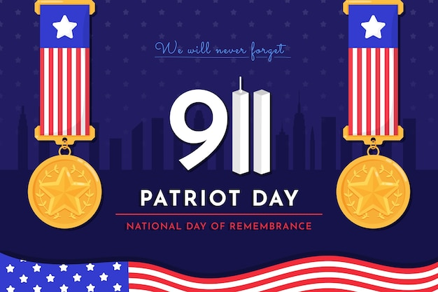 9.11愛国者の日の背景
