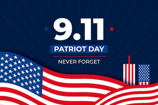 9.11 patriot day background