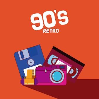 90s retro cartoons