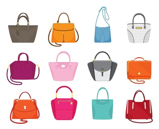 Модная коллекция женских сумок