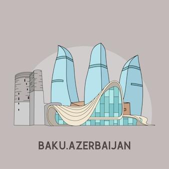 バクーアゼルバイジャン