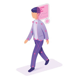 Распознавание лица и современная концепция технологии