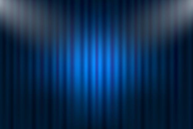 映画のエンターテイメントカーテンの背景