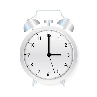 目覚まし時計、ウェイクアップ時間。