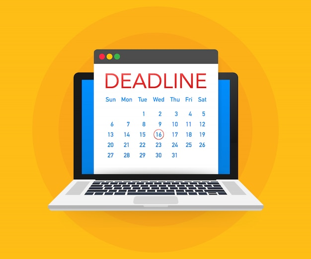 Даты и сроки
