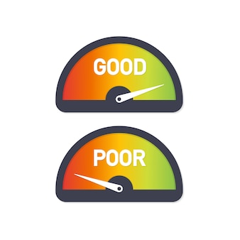 Индикатор кредитного рейтинга. кредитная финансовая ставка и уровень.
