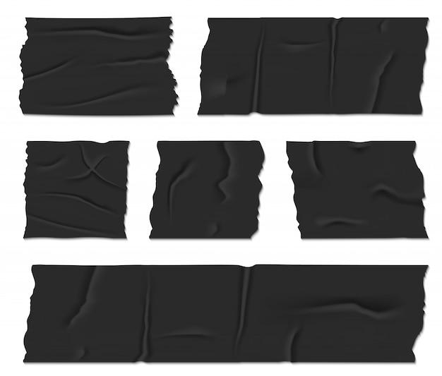 ダクト絶縁粘着テープ、粘着性のりスコッチ。