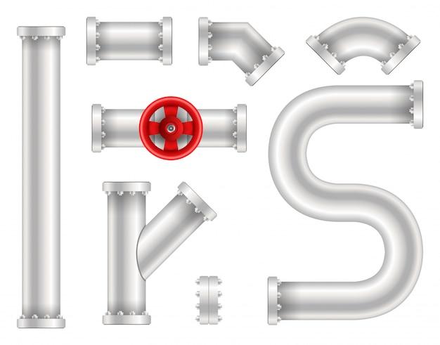 プラスチック製の水、石油、ガスパイプライン、パイプ下水。