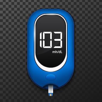 Глюкометр, сахарный диабет глюкометр.