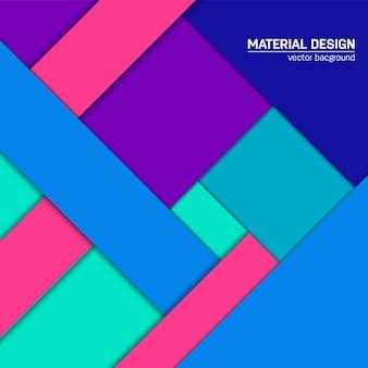Абстрактный современный геометрический фон