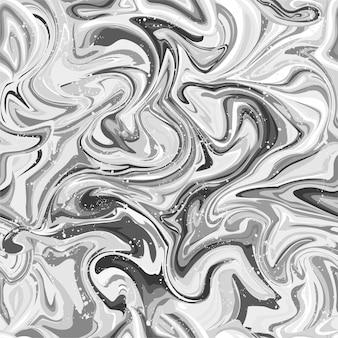 Абстрактный бесшовный паттерн мраморная красочная текстура искусства фона.