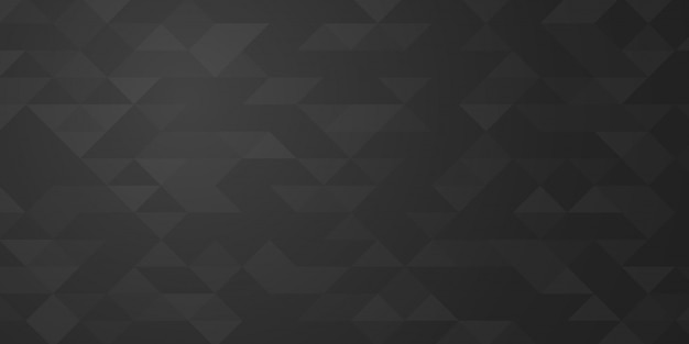 Вектор абстрактный треугольник. концепция дизайна. геометрический современный и деловой стиль фона