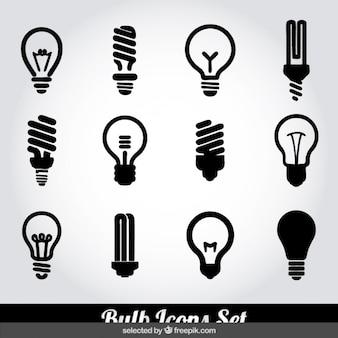 Установить лампа иконки