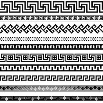 ブラック装飾品コレクション