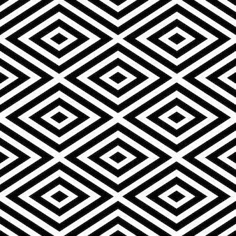 Абстрактный оптический узор в стиле американских индейцев черный вектор