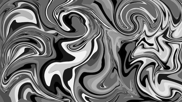 液体大理石のテクスチャ、カラフルな霜降り表面。水大理石インクの背景。