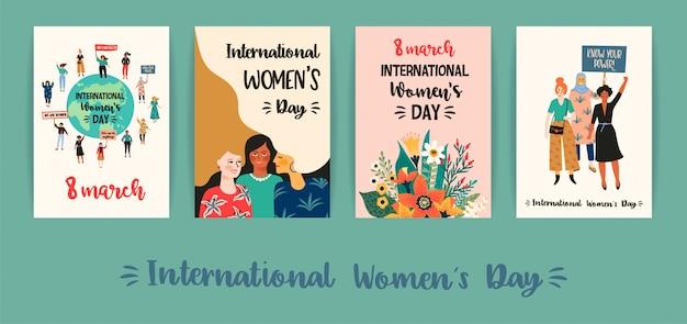 国際婦人デー。