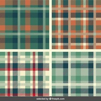 Шотландки модели набор