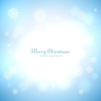 Рождественские фон снежинки