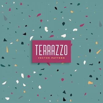 抽象的なテラッツオのテクスチャの背景の背景