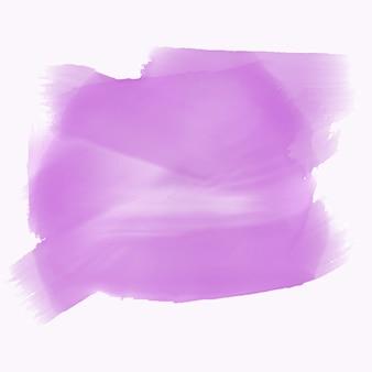 テキストスペースを持つ紫の水彩テクスチャ