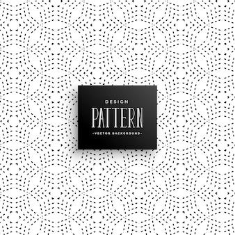抽象的なドットスターパターンの背景