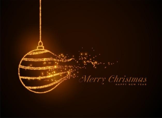 クリスマスボール製