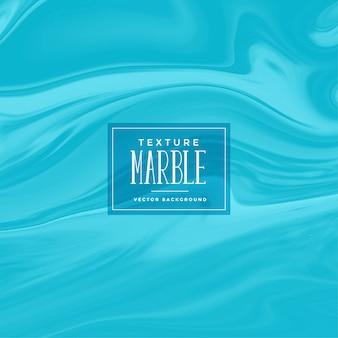 抽象的なブルーの液体大理石の質感
