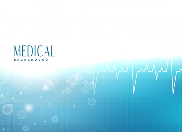 Медицинская презентация фон