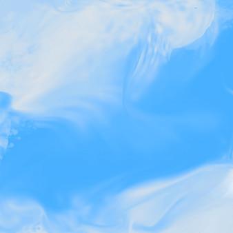 Синий оттенок акварельной текстуры фона