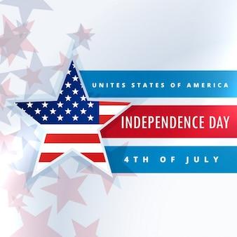 アメリカ独立記念日の米国