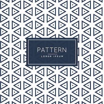 Треугольники контур формы шаблон дизайна фона