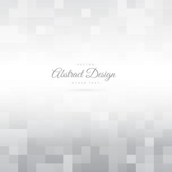 グレーのモザイクの背景ベクトルのデザイン