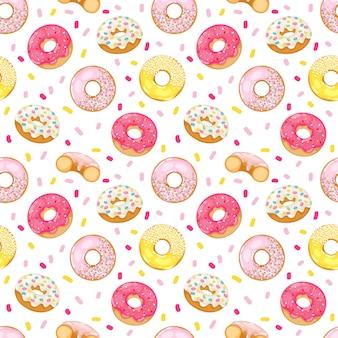 Пончики бесшовные модели