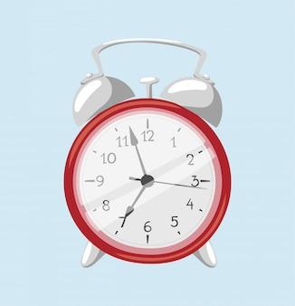 時計時計アラームアイコンイラスト