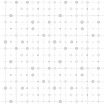 白と背景の円と帯