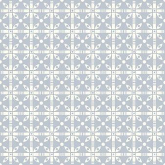 シームレスな幾何学模様のモダンな背景