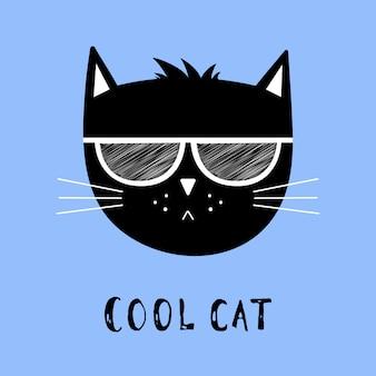可愛い猫。