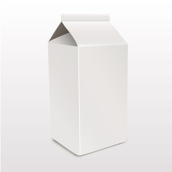 Шаблон картонной упаковки